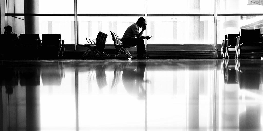 el retraso de un vuelo puede dar derecho a indemnización.